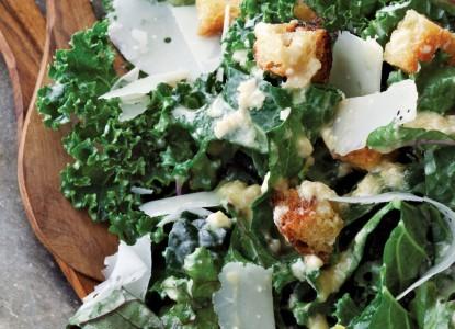 Cookin' Greens Caesar Salad