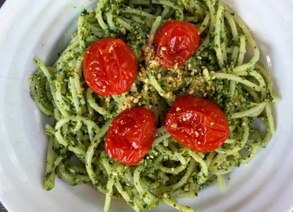 Cookin' Greens Chopped Kale Pesto