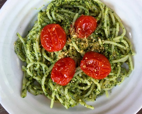 Cookin' Greens Chopped Kale Pesto