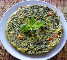 Cookin'Greens Designer Mix Frittata