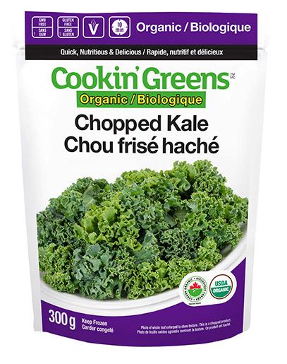 Cookin'Greens Organic Kale