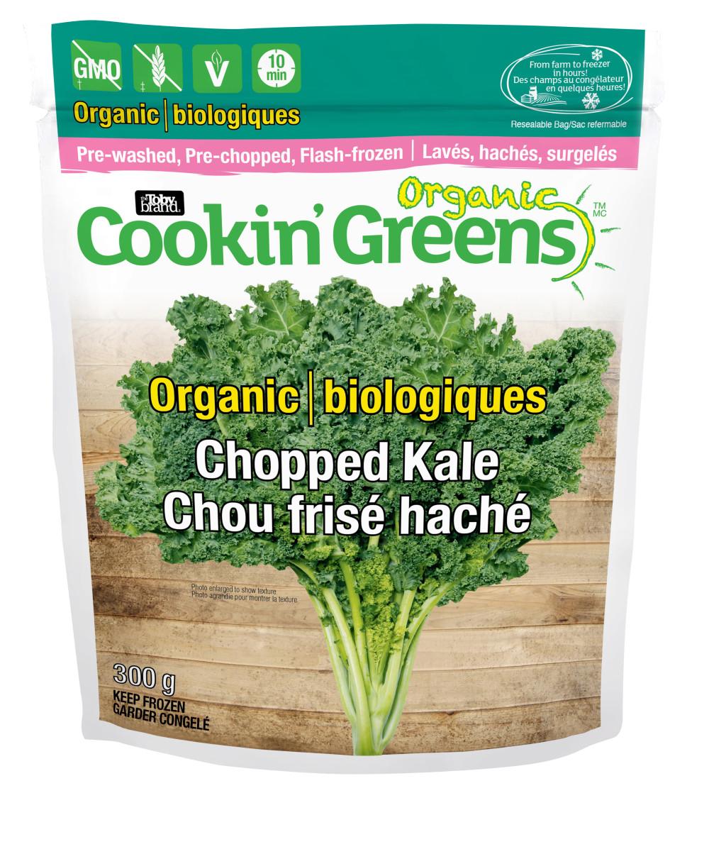 Organic Kale Bag
