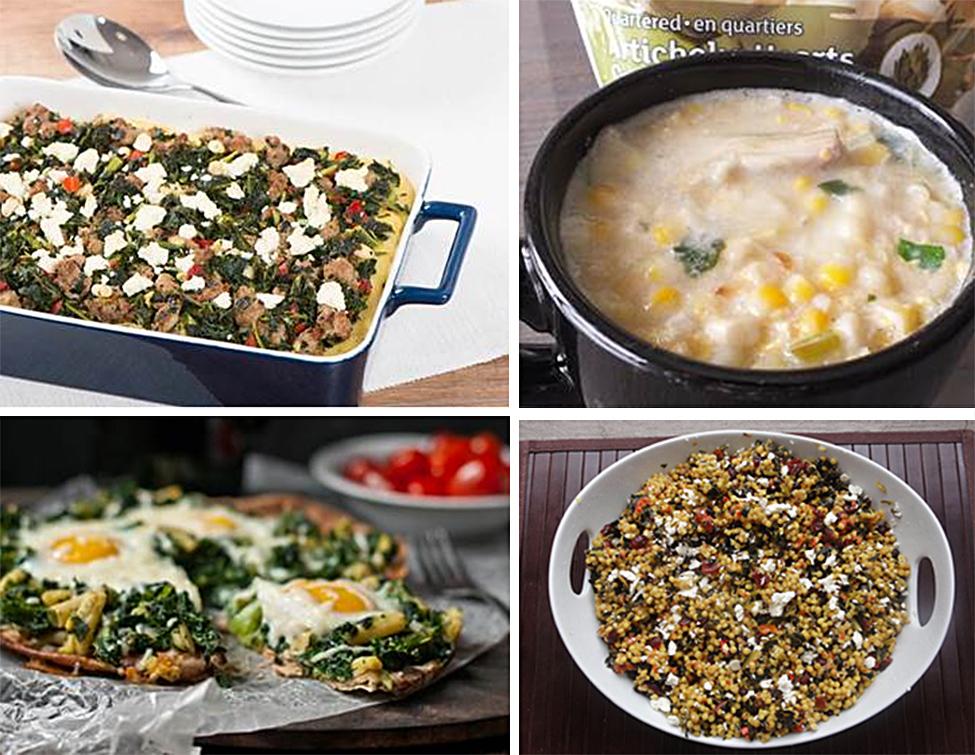 Cookin' Greens Recipes