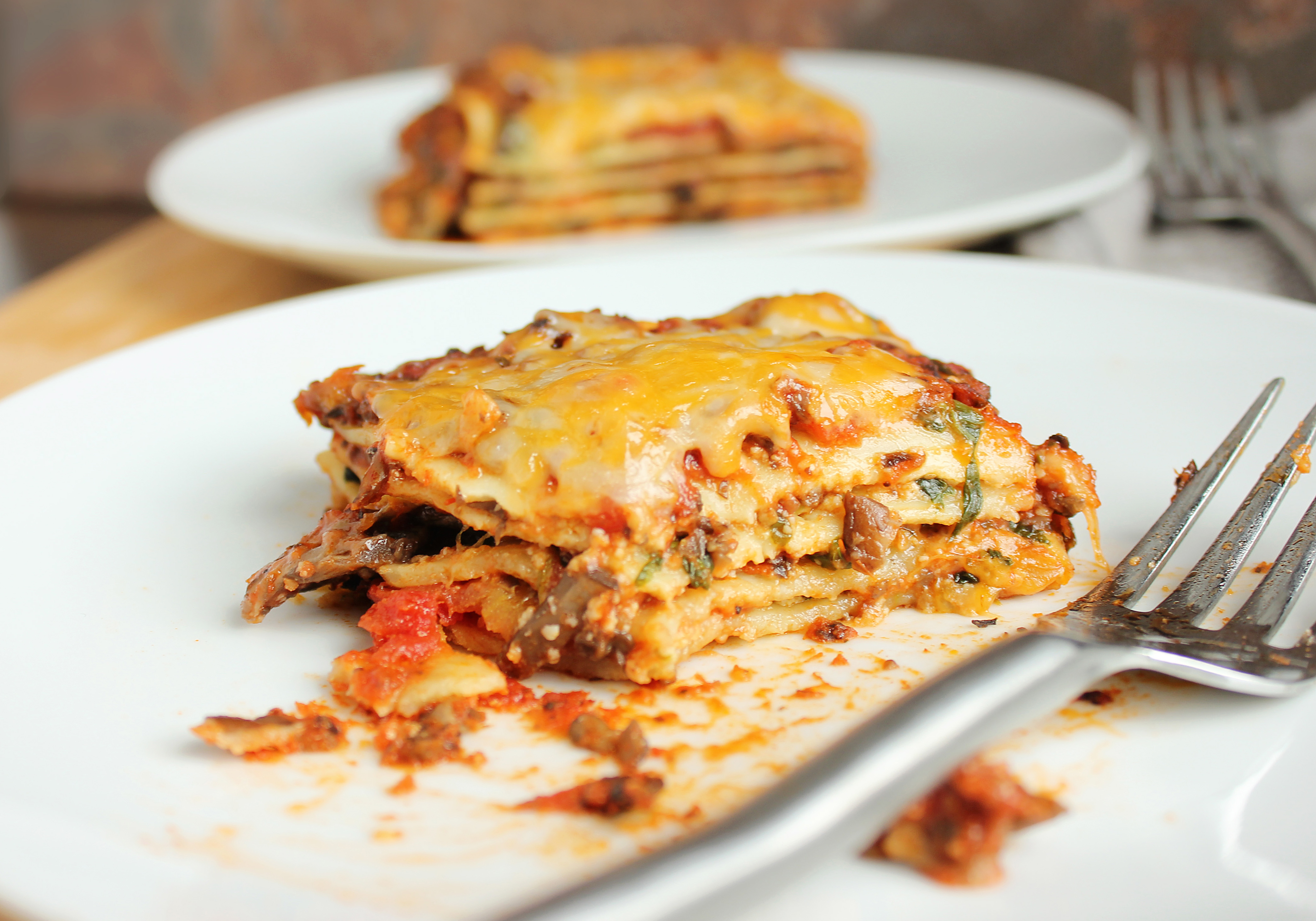 CG Meatless Lasagna