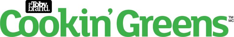 Cookin Greens & TB Logo
