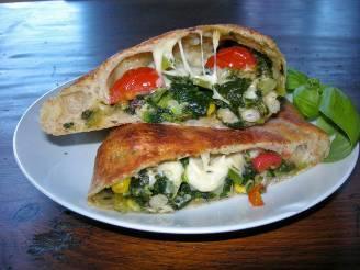 CG Sausage and Greens Pizza 3