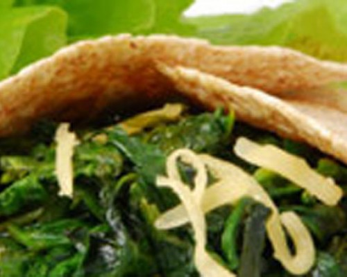Cookin' Greens – Every day, any time of the day WRAP