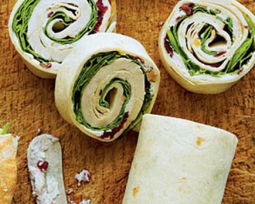 Cookin' Greens Herbed Wrap